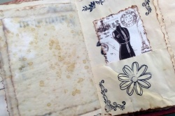 Journal vintage 1
